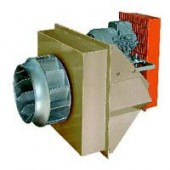CMRH - Hot gas recirculation centrifugal fans