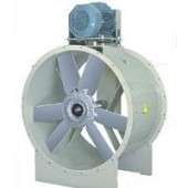 HGTX - Large Diameter Cased Axial Fans
