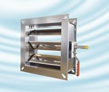 Heavy Duty Volume Control Dampers